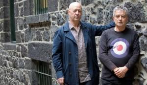 Simon Grigg and Murray Cammick