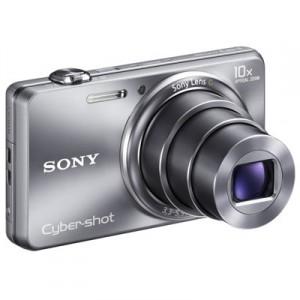 sony wx100 silver zoom1