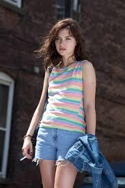 Imogen Poots as Jeff Buckley's special friend