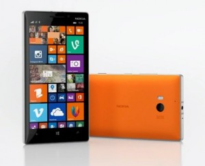 The flagship Lumia 930