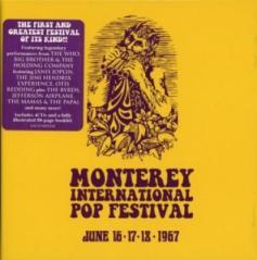 Monterey International Pop Festival (4CD)