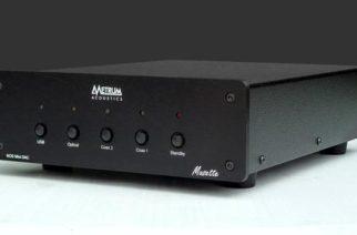 Metrum Acoustics Musette NOS Mini DAC REVIEW