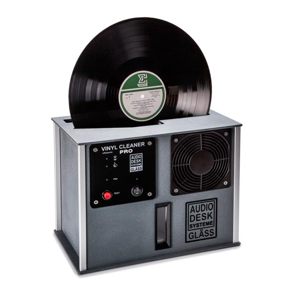Glass Audio Vinyl Cleaner Pro record washer