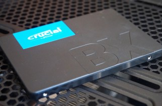 Crucial BX500 Solid State Drive Offers Solid Upgrade