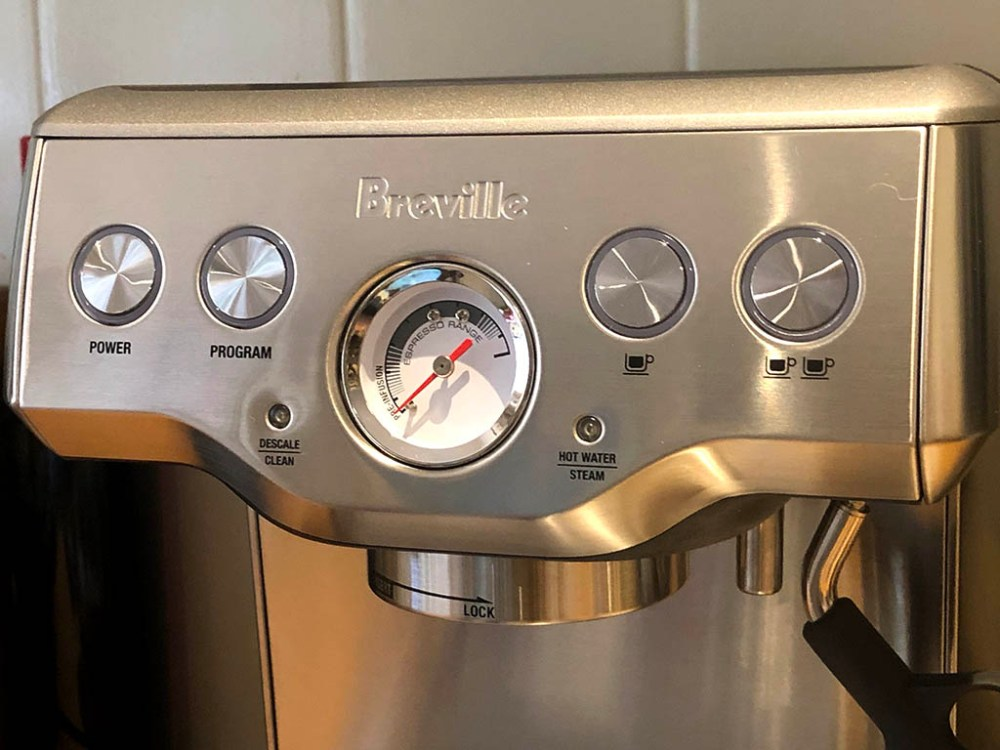 Breville The Infuser Review