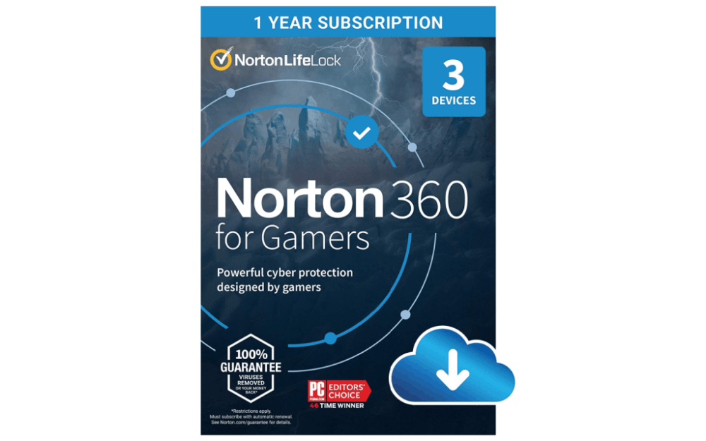 Norton 360 For Gamers review