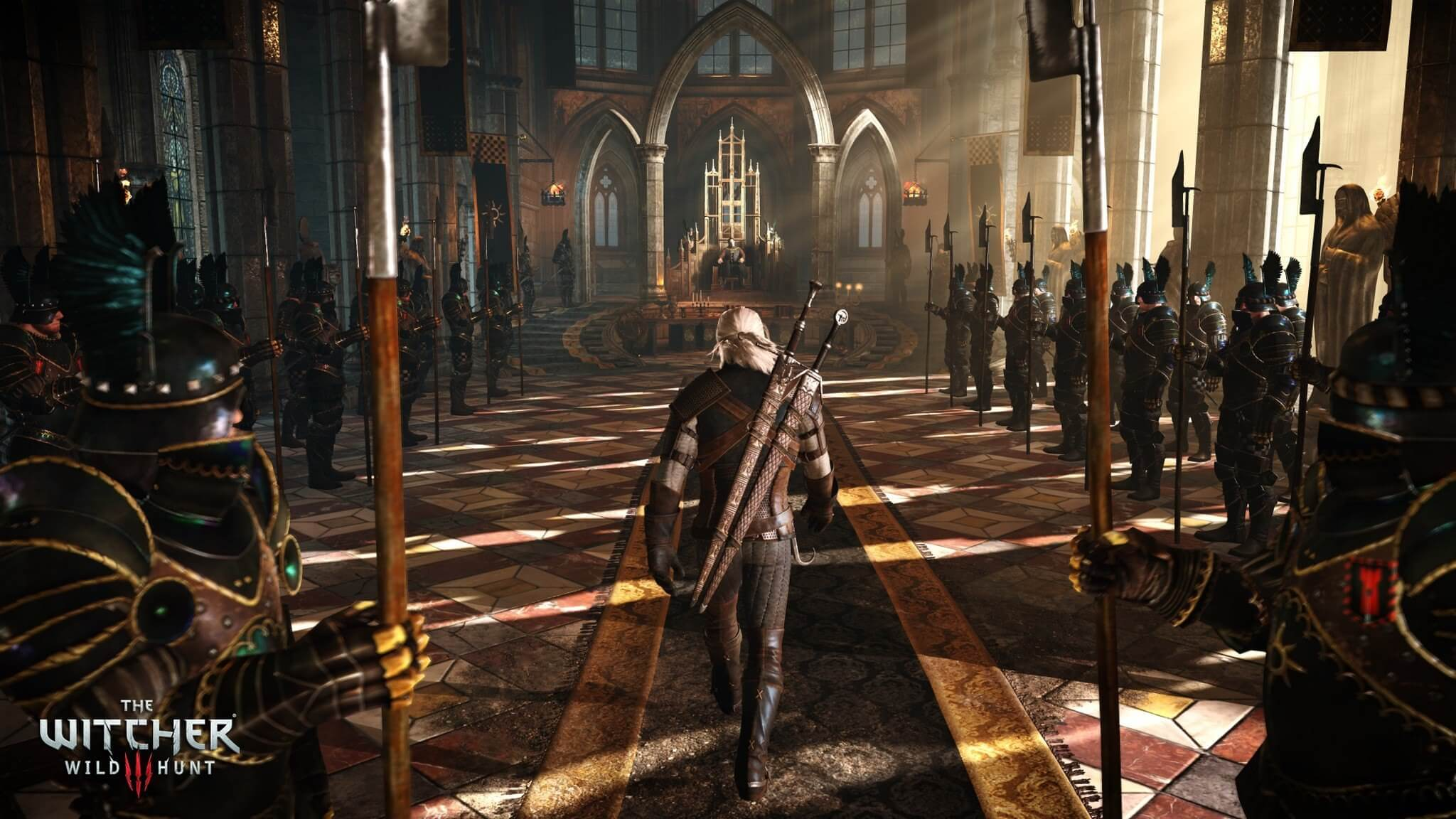 The Witcher 3: Wild Hunt Nilfgaard Emperor