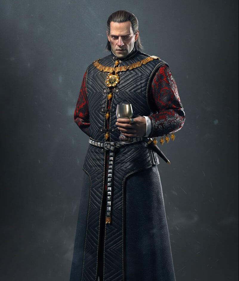 Nilfgaard Emperor Emhyr var Emreis