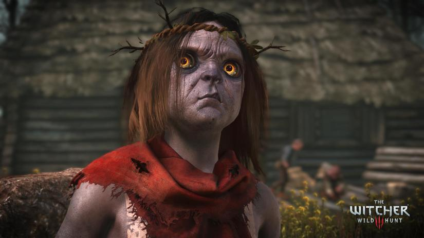 The Witcher 3: Wild Hunt Johnny the Godling Screenshot