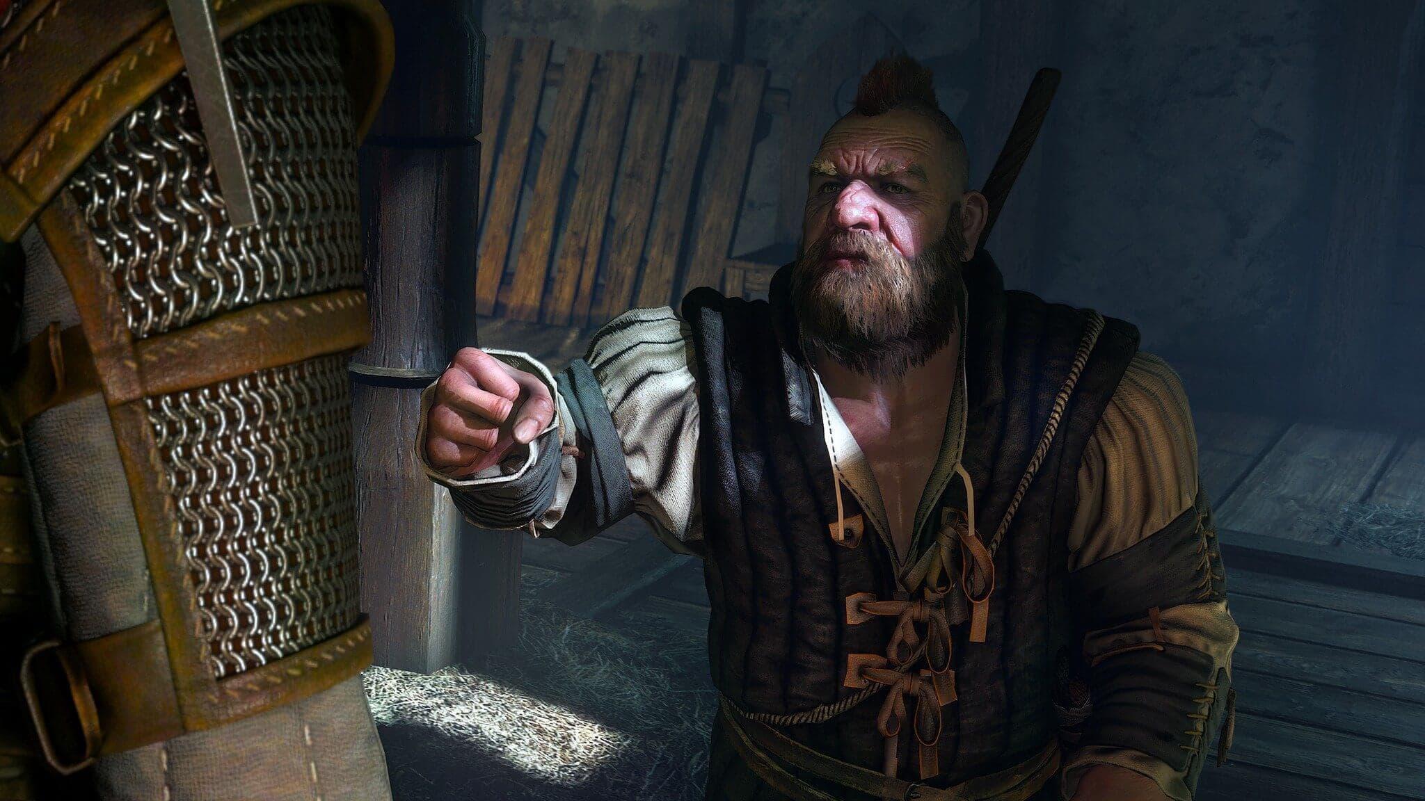 The Witcher 3: Wild Hunt Dwarf