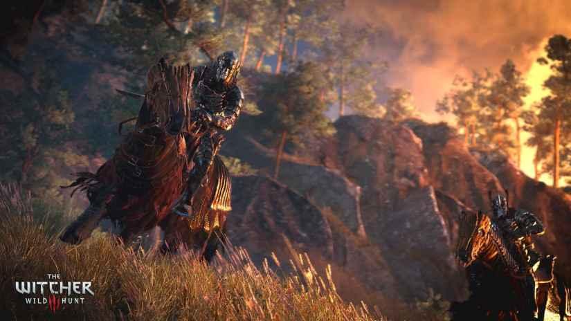 The Witcher 3: Wild Hunt Riders Screenshot