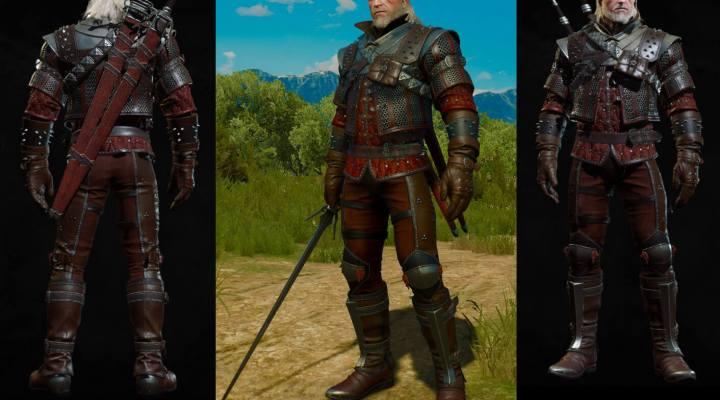 grandmaster wolven gear look