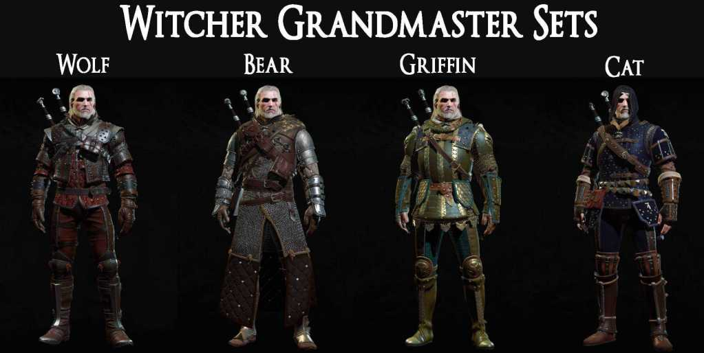 How to upgrade Witcher Gear to Grandmaster | Witcher Hour