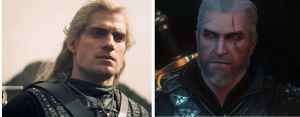 Witcher-tv-show-vs-game