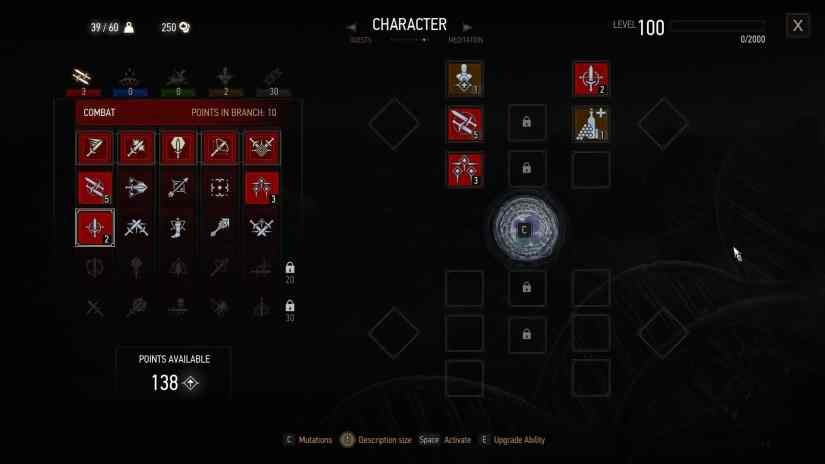 witcher-3-early-game-combat-build