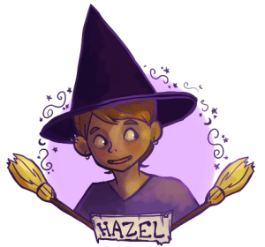 Hazel the Witch