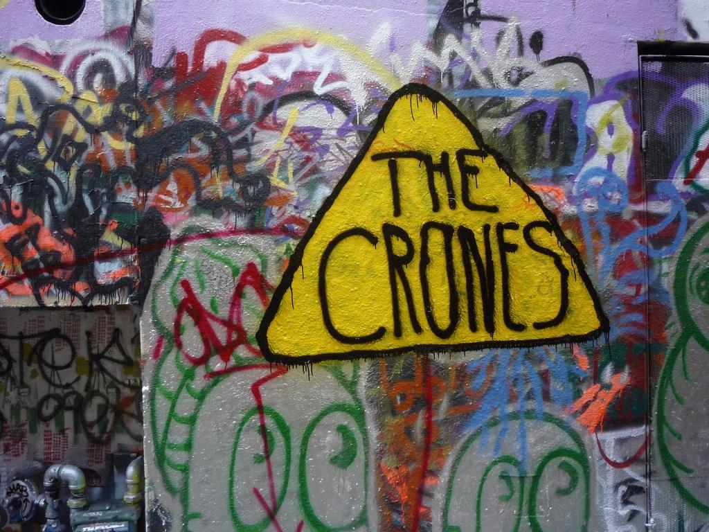 The Crones by Jason Taellious