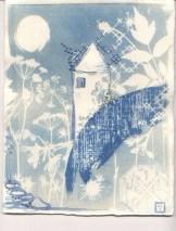 """The Garden Tower"" £175"