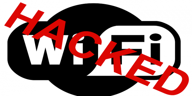 O WPA2 foi quebrado.