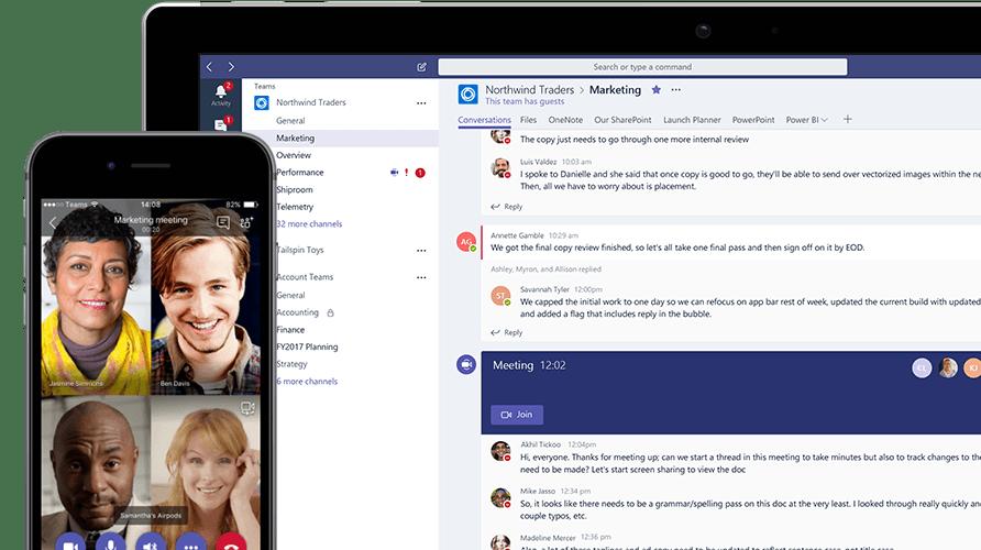 Microsoft Teams para iOS recebe novos recursos de chamada, idiomas e muito mais