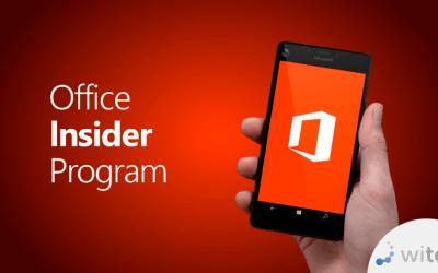 Os Insiders do Office agora podem usar sua voz para escrever documentos