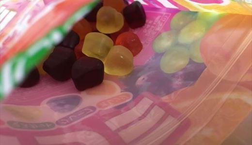 コグミ(UHA味覚糖)のテレビCMにリラックマたちが出演してたのでつい買っちゃったよ!