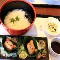 京都嵐山 りらっくま茶房のランチメニューがカワイイ!リラックマに囲まれてランチしたレポートです。