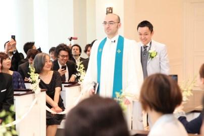 アヴァンセリアン東京 結婚式写真