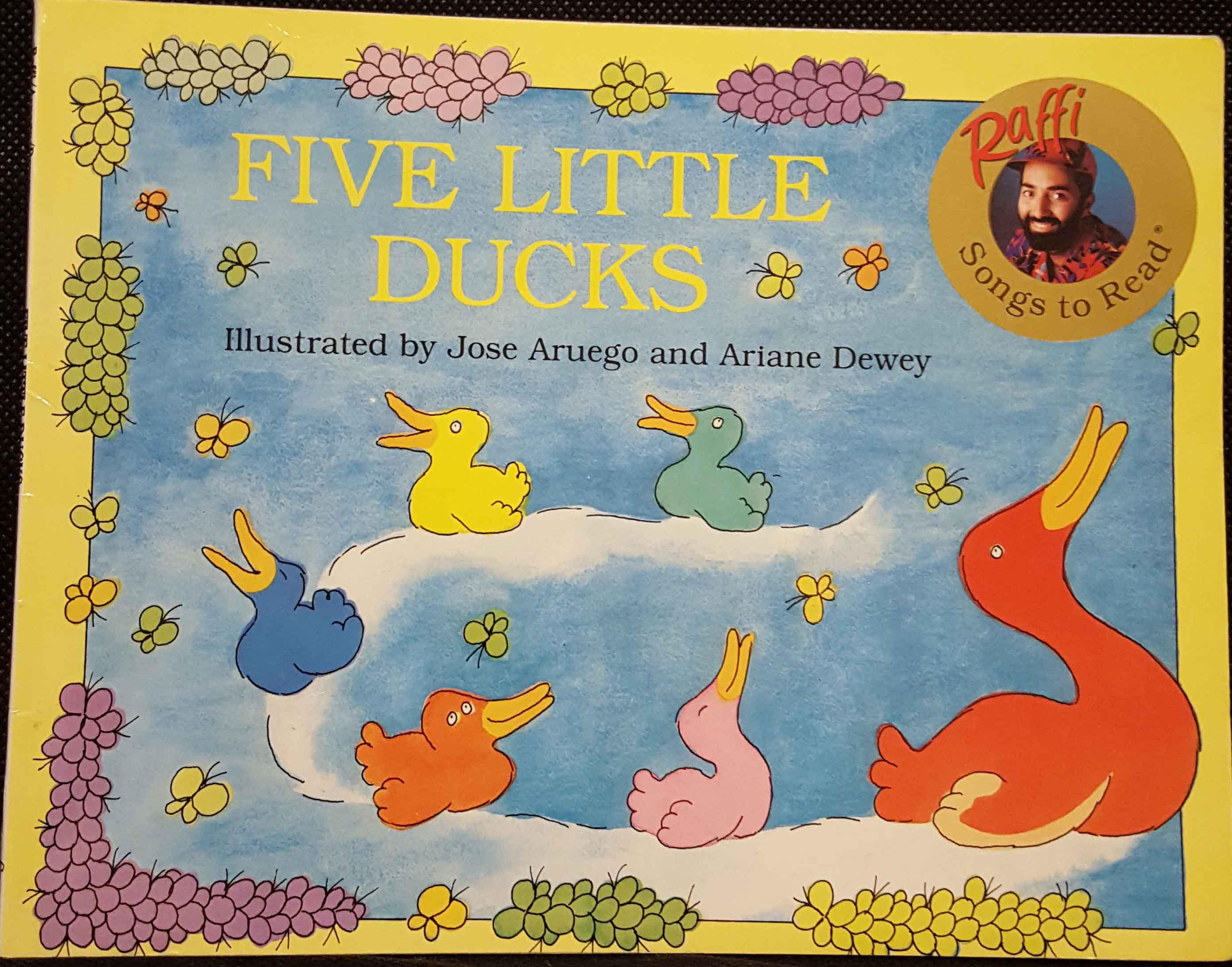 Five Little Ducks Withagoodbook