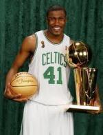 James Posey Boston Celtics