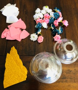 unicorn treat cups tutorial with a touch of luxe