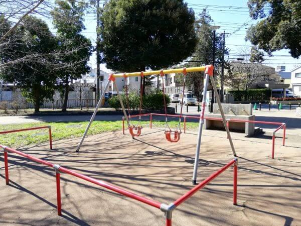 井の頭恩賜公園 遊びの広場