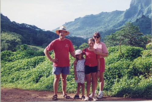 Kruger Family