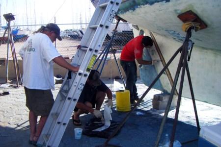 Workyard Teachers at Marina Seca