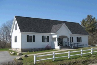Orrs Island Schoolhouse - Our Wedding Reception Venue