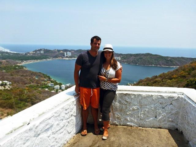 Overlooking Puerto Marquises