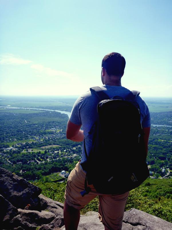 Hiking Mont St-Hilaire