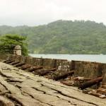 Fort at Portobelo, Panama