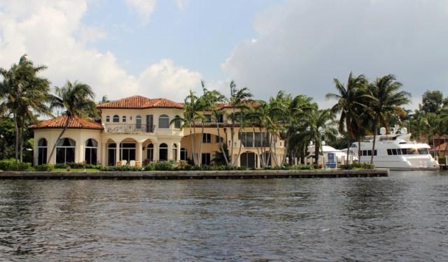 Millionaire Mile - in Ft Lauderdale
