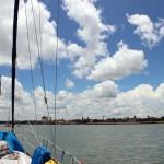 St Augustine, Florida anchorage