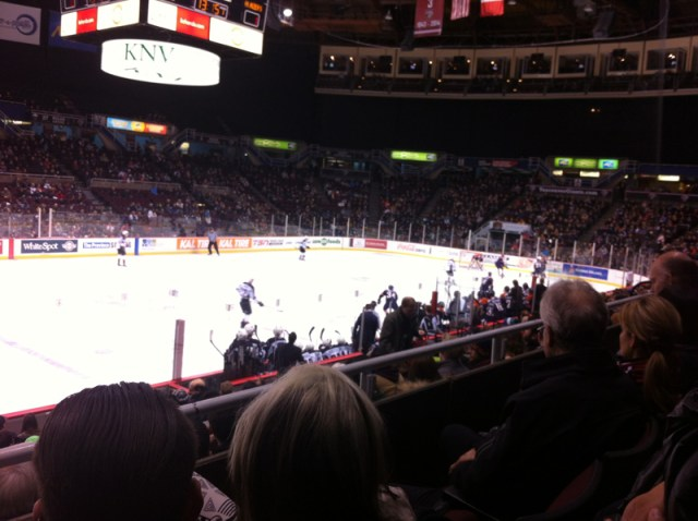 Vancouver Giants game