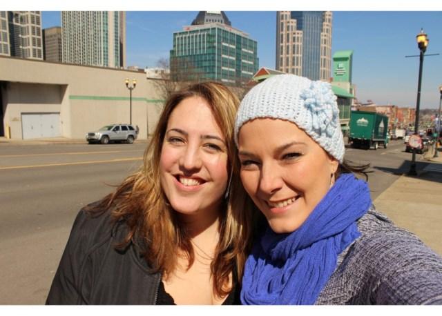 Nashville with Sandra