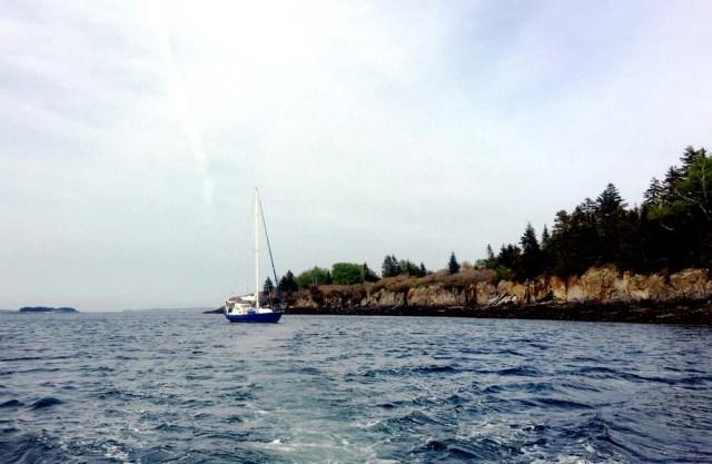 Jewel Island, Casco Bay, Maine