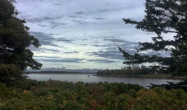 Harbor Island, Muscongus Bay