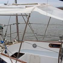 7 Cockpit Port View