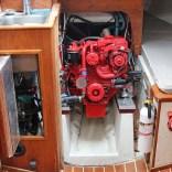 9 Beta 25 Diesel Engine and Seacocks