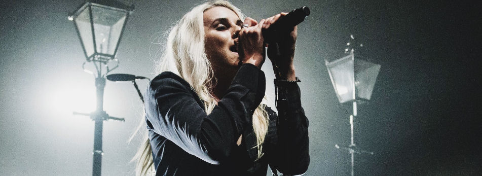 IN PHOTOS: PVRIS AT O2 SHEPHERD'S BUSH EMPIRE, LONDON
