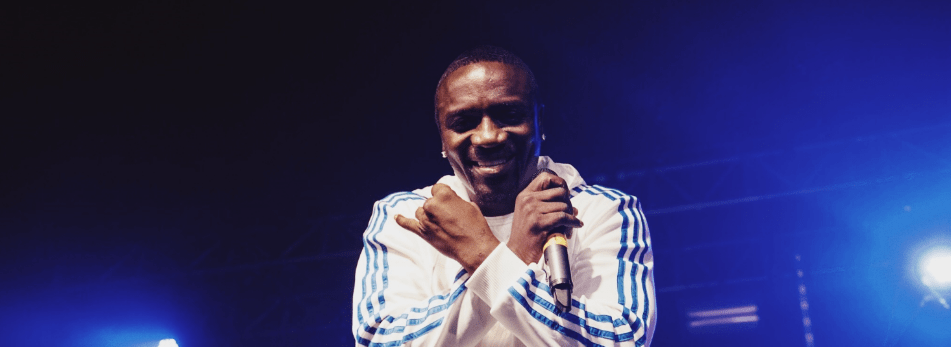 IN PHOTOS: AKON AT O2 ACADEMY OXFORD