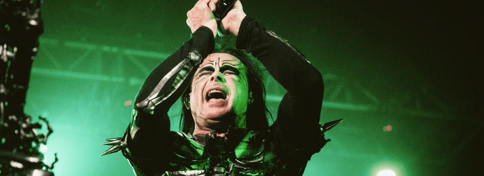 IN PHOTOS: CRADLE OF FILTH AT O2 ACADEMY OXFORD