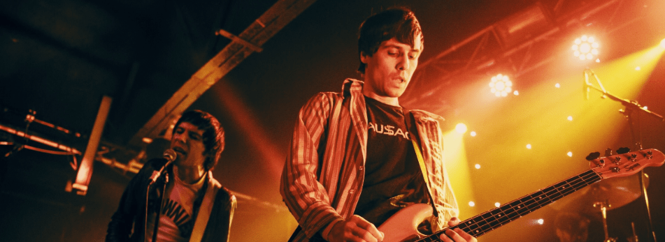 IN PHOTOS: THE CRIBS X FANGCLUB AT O2 ACADEMY OXFORD